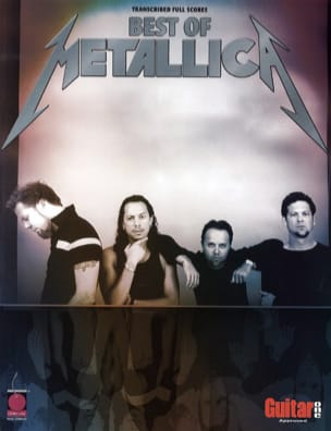 Metallica - Best Of Metallica - Partition - di-arezzo.co.uk