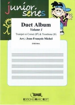 Duett Album Volume 1 - Junior Series Partition laflutedepan