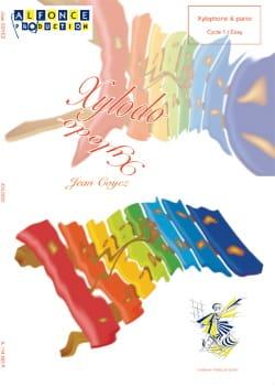 Xylodo Jean Coyez Partition Xylophone - laflutedepan