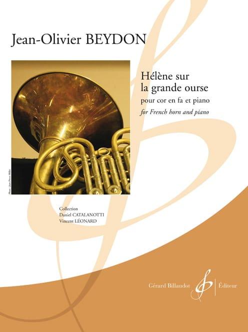 Hélène sur la grande ourse - Jean-Olivier Beydon - laflutedepan.com