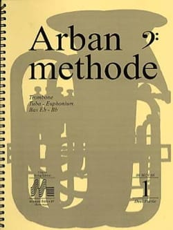 Méthode Volume 1 - Clé de Fa Jean-Baptiste Arban laflutedepan
