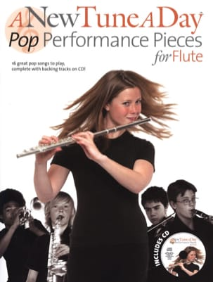 A New Tune A Day: Pop Performance Pieces Partition laflutedepan