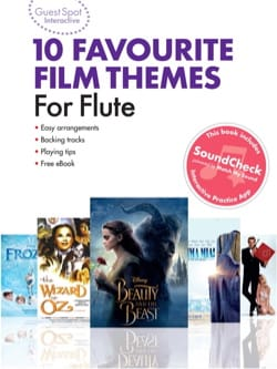 Guest Spot Interactive - 10 Favourite Film Themes For Flute - laflutedepan.com