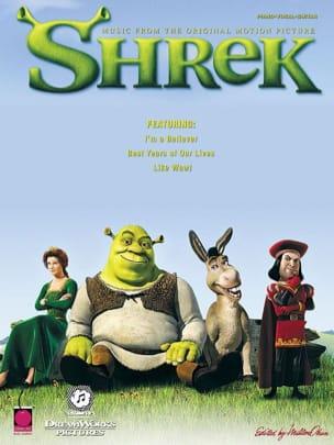 - Shrek - Movie Music - Partition - di-arezzo.co.uk