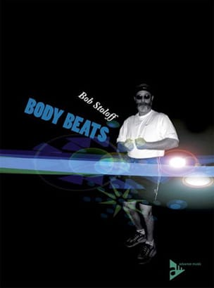 Body Beats Bob Stoloff Livre World Percussions - laflutedepan