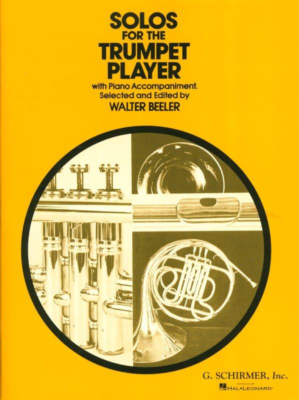 Solos For The Trumpet Player - Partition - laflutedepan.com