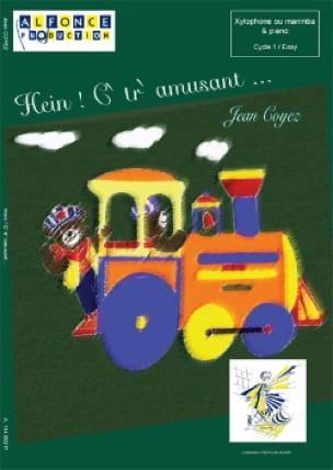 Hein! C' Tr' Amusant - Jean Coyez - Partition - laflutedepan.com
