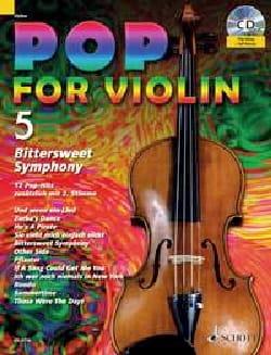 Pop for Violin Volume 5 - Bitter Sweet Symphony laflutedepan