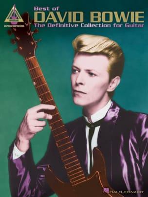 Best of David Bowie David Bowie Partition Pop / Rock - laflutedepan