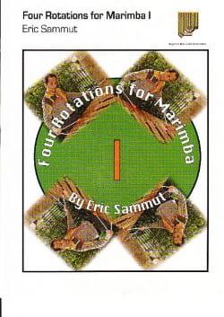 Rotation 1 Eric Sammut Partition Marimba - laflutedepan