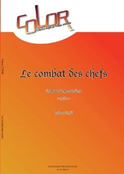 Le Combat Des Chefs Pierre Corbi Partition laflutedepan