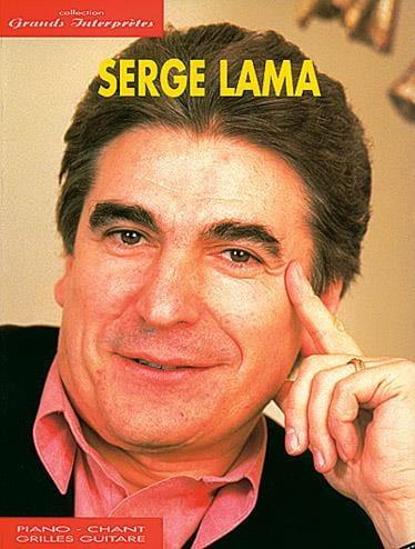 Collection Grands Interprètes - Serge Lama - laflutedepan.com