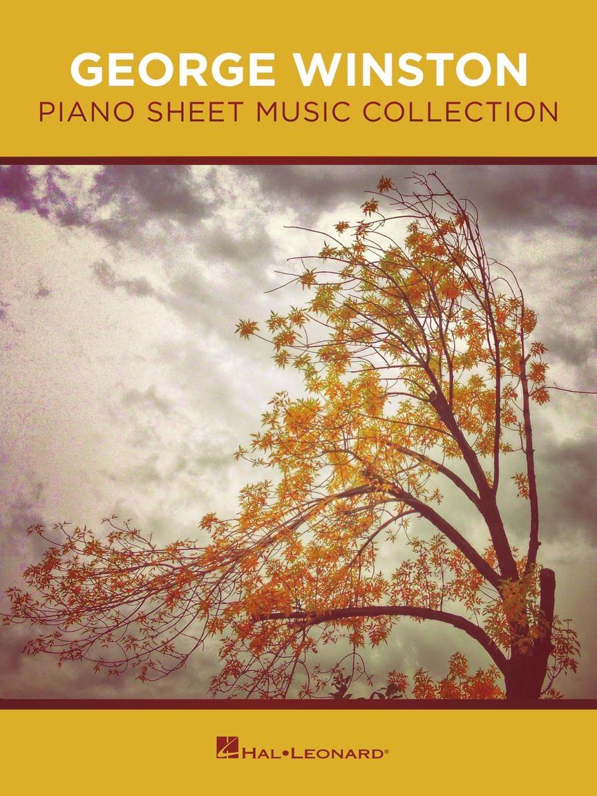 George Winston - Piano Sheet Music Collection - laflutedepan.com