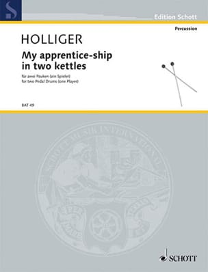 My Apprentice-Ship In Two Kettles Heinz Holliger laflutedepan