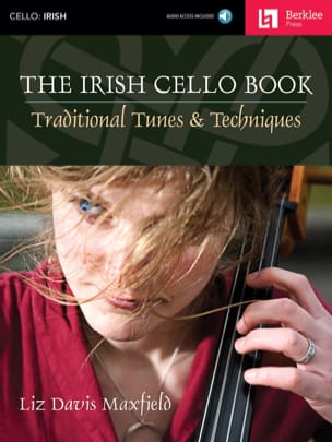 The Irish Cello Book Maxfield Liz Davis Partition laflutedepan