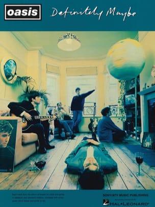 Definitely Maybe Oasis Partition Pop / Rock - laflutedepan