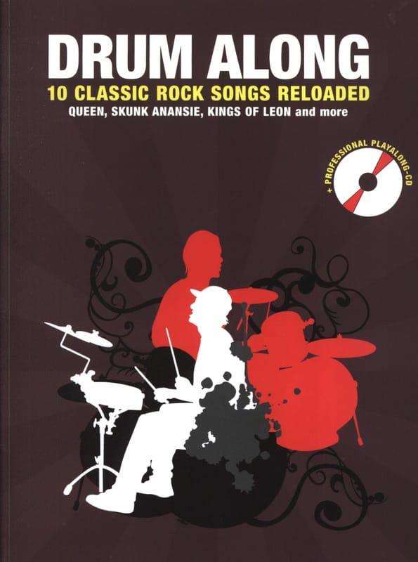 Drum along - 10 Classic rock songs reloaded - laflutedepan.com