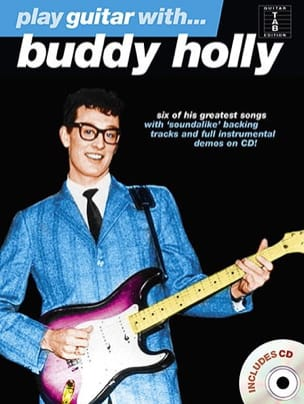 Play guitar with Buddy Holly Buddy Holly Partition laflutedepan