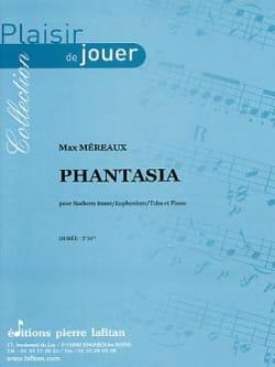 Phantasia Max Méreaux Partition Tuba - laflutedepan