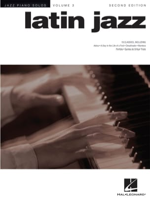 Jazz piano solos volume 3 - Latin Jazz Partition laflutedepan