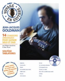 Jean-Jacques Goldman - Traveling in Guitar - Partition - di-arezzo.com