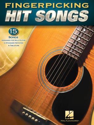 Fingerpicking Hit Songs Partition Pop / Rock - laflutedepan