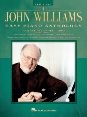 John Williams - John Williams Anthology - Leichtes Klavier - Partition - di-arezzo.de