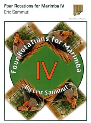 Rotation 4 - Eric Sammut - Partition - Marimba - laflutedepan.com