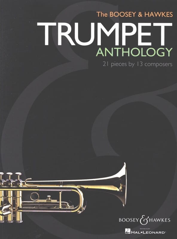 The Boosey & Hawkes Trumpet Anthology - laflutedepan.com
