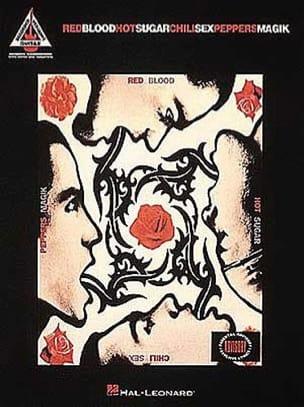 Blood Sugar Sex Magik Red Hot Chili Peppers Partition laflutedepan