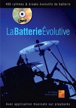 La batterie évolutive Thiévon Eric / Argentier Patrick laflutedepan