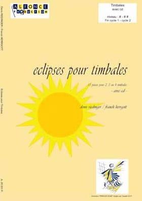 Eclipses Pour Timbales Riedinger D. / Herrgott F. laflutedepan