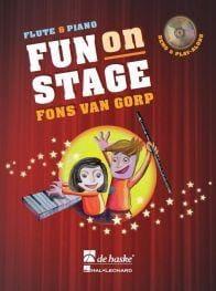 Fun On Stage Gorp Fons Van Partition Flûte traversière - laflutedepan