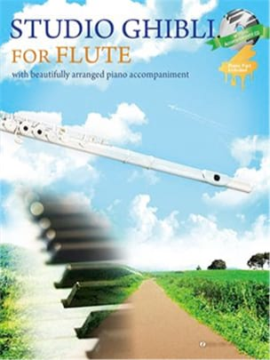 Joe Hisaishi - Studio Ghibli per flauto - Partition - di-arezzo.it