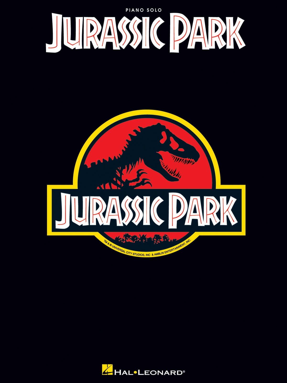 Jurassic Park - John Williams - Partition - laflutedepan.com