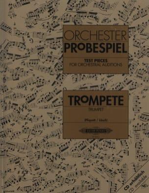 Orchester Probespiel Partition Trompette - laflutedepan