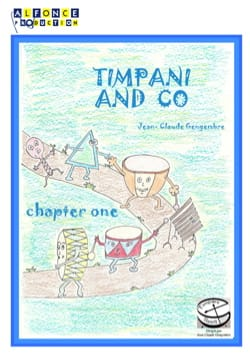 Timpani and Co chapter one - Premiers rendez-vous laflutedepan