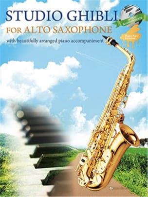 Joe Hisaishi - Studio Ghibli für Altsaxophon - Partition - di-arezzo.de