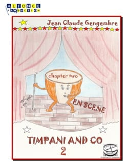 Timpani and Co chapter two - En scène laflutedepan