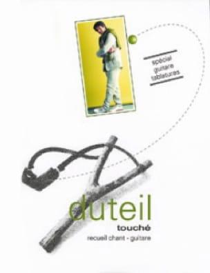 Touché - Yves Duteil - Partition - laflutedepan.com