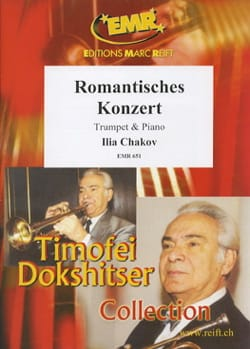 Romantisches Konzert - Ilia Chakov - Partition - laflutedepan.com