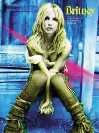 Britney Britney Spears Partition Pop / Rock - laflutedepan
