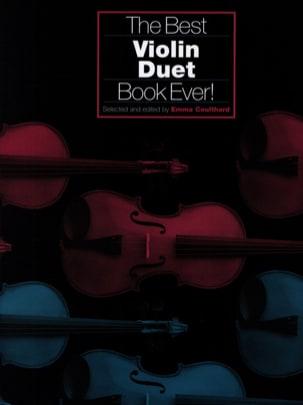 The Best Violin Duet Book Ever! Partition Violon - laflutedepan