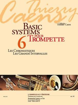 Basic Systems 6 - les Chromatismes, les Grands Intervalles laflutedepan