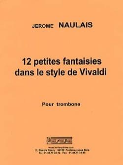 12 Petites fantaisies dans le style de Vivaldi - laflutedepan.com