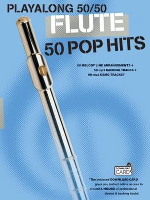 Playalong 50/50 - Flute - 50 pop hits Partition laflutedepan