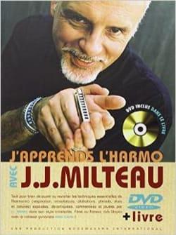 J'apprends L' Harmo Avec J. J. Milteau - Nouvelle Edition laflutedepan