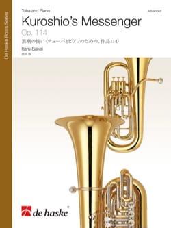 Kuroshio's messenger opus 114 - Itaru Sakai - laflutedepan.com