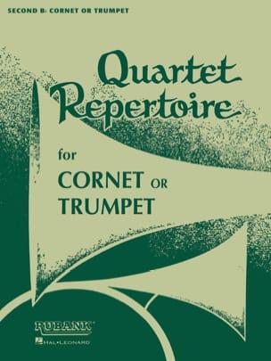 Quartet Repertoire - Trompette 2 Voxman Partition laflutedepan