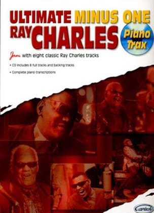 Ray Charles - Ultimate Minus One - Piano Trax - Partition - di-arezzo.com